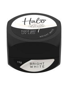 Halo Elite Hard Gel Bright White 15g