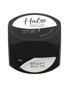 Halo Elite Hard Gel Bright White 30g