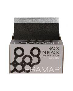 Framar Back in Black Pop Up Foil Sheets x 500 (28cm x 13cm)