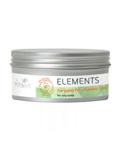 Wella Professionals Elements Purifying Pre Shampoo Clay 225ml