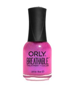 Orly Breathable She's a Wildflower Treatment + Colour Polish 18ml Super Bloom Collection
