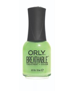 Orly Breathable Here Flora Good Time Treatment + Colour Polish 18ml Super Bloom Collection
