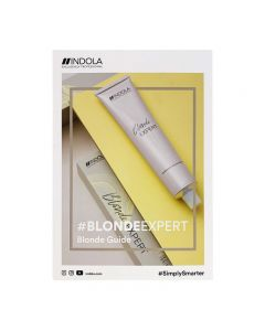 Indola Profession Blonde Expert Shade Guide 2021