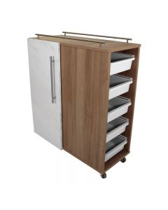 REM Savoy Mobile Cabinet