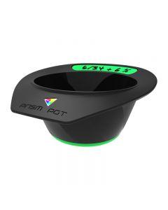 Prism Pot Galactic Grass Green Tint Bowl