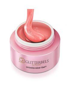 Glitterbels Unbelievabel Gel 10ml You're A Peach
