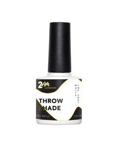 2AM Gel Polish Throw Shade Matt & No Cleanse Top Coat 7.5ml
