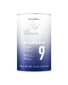 Goldwell Light Dimensions Oxycur Platin Multi Purpose Lightening Powder 1000g