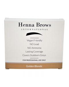 Henna Brows Powder Golden Blonde 10g