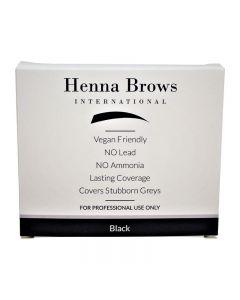 Henna Brows Powder Black 10g