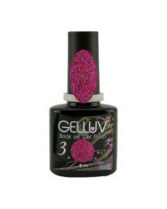 Gelluv Fashionista 8ml Gel Polish City Girl Collection