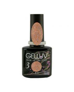 Gelluv Drama Queen 8ml Gel Polish City Girl Collection