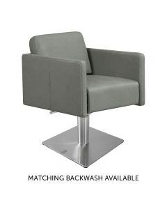 Lotus Murray Grey Styling Chair
