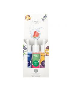 Hive Solutions Assorted Cuticle Drops 9x30ml