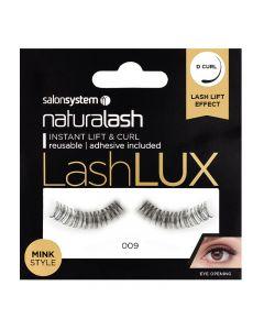 Salon System Naturalash Lashlux 009 Mink Style Strip Lashes