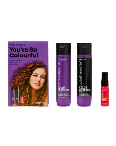 Matrix Total Results Color Obsessed Colour Protection Giftset