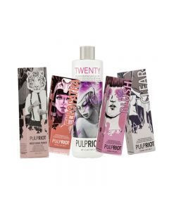 Pulp Riot Heffyx Dusted Rose Kit