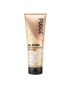 Fudge Professional All Blonde Colour Boost Shampoo 250ml