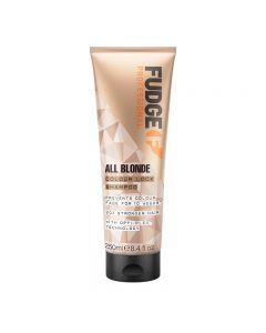 Fudge Professional All Blonde Colour Lock Shampoo 250ml