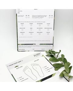 Willow E-Pedi Consultation Cards x 20