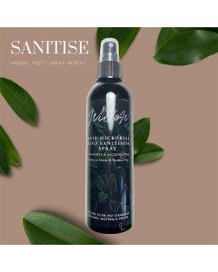 Willow Hand & Foot Sanitiser 250ml