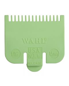 Wahl Coloured Attachment Comb No.0.5 Lime Green 1.5mm