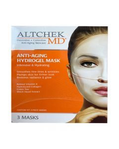 Altchek Anti Ageing Hydrogel Mask x 3