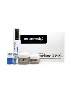 Mccosmetics Melanopeel Pack 5 Products