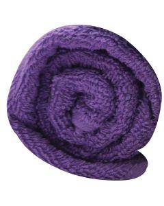 Lotus Pop Shots Hair Towels Purple Rain x 12
