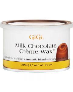 GiGi Milk Chocolate Creme Wax 396g/14oz