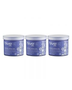Hive Lavender Shimmer Creme Wax 425g Special Offer Pack