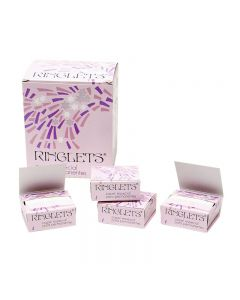 End Papers Single Box Ringlets 200