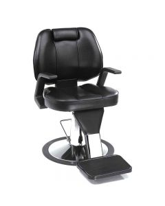 REM Statesman Barber Chair Black