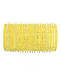 Velcro Rollers Yellow 32mm x 12