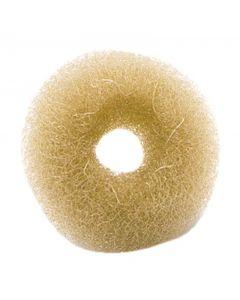 Synthetic Hair Bun Ring Blonde