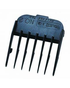 Wahl Attachment Comb No.2 Black 6mm