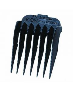 Wahl Attachment Comb No.8 Black 25mm