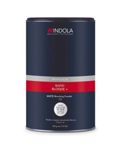 Indola Rapid Blond White Dust Free Bleach 450g