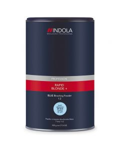 Indola Rapid Blond Blue Dust Free Bleach 450g