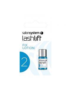 Salon System Lashperm Fixing Lotion (Blue) 4ml