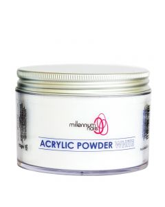 Millennium Acrylic Powder White 110g