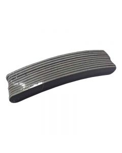 The Edge Duraboard Curved File 240/240 Grit (Pack of 10)
