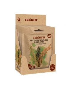 BeautyPro Natura MULTIGRAIN Sheet Mask