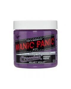 Manic Panic Creamtones Perfect Pastel Hair Colour Velvet Violet 118ml