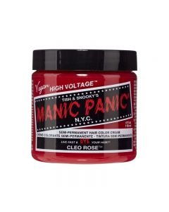 Manic Panic High Voltage Classic Hair Colour Cleo Rose 118ml