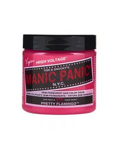 Manic Panic High Voltage Classic Hair Colour Pretty Flamingo 118ml