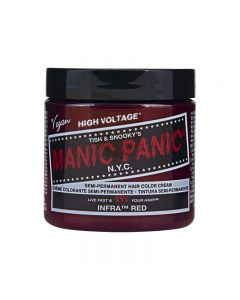 Manic Panic High Voltage Classic Hair Colour Infra Red 118ml