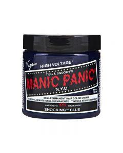 Manic Panic High Voltage Classic Hair Colour Shocking Blue 118ml