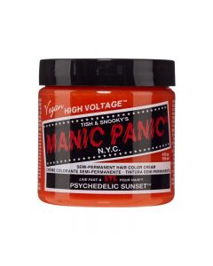 Manic Panic High Voltage Classic Hair Colour Psychedelic Sunset 118ml