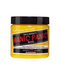 Manic Panic High Voltage Classic Hair Colour Sunshine 118ml